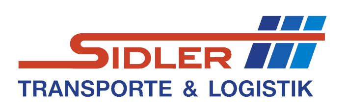 Logo Sidler Transporte + Logistik